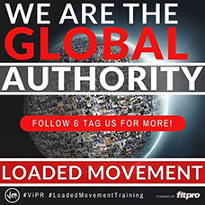 ViPR | Global authority on Loaded Movement